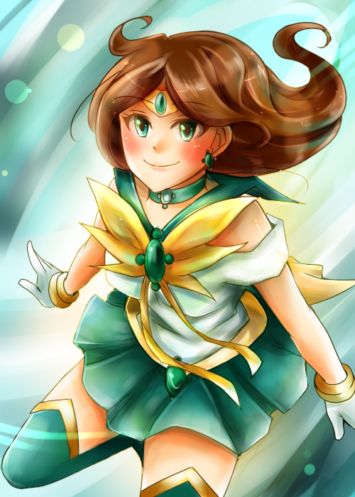 Sailor Aquila by campolyne