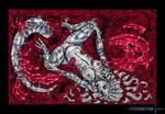 SCORLEENA BLOODYBATH by wisahkecahk