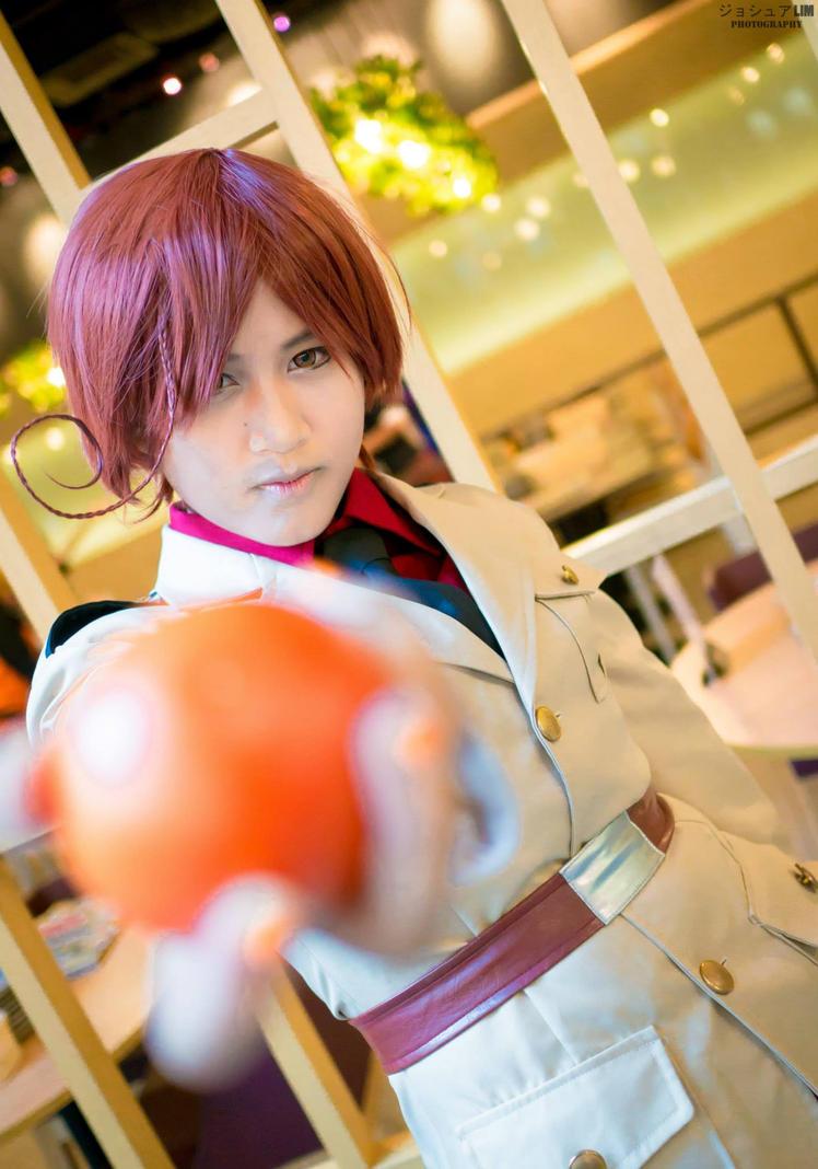 Do you want a tomato? by akatsukicraze