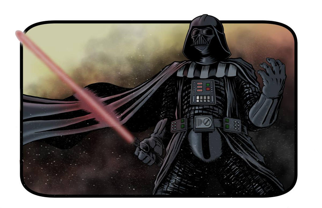 Vader by thedavemyers