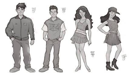 character design_animatics