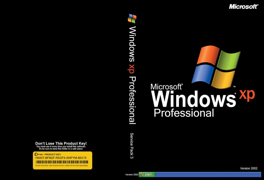 Windows XP Home ISO Free Download [32-bit]