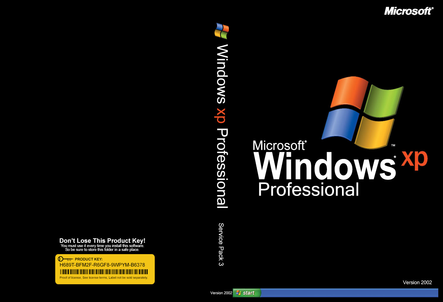 Microsoft windows xp professional sp3 x86 integrated september 2017 maherz