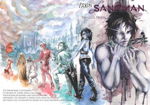 Sandman Wraparound Cover