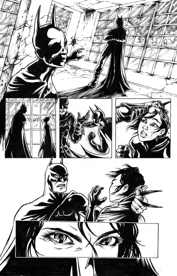 Batgirl 1 by xDeviNx