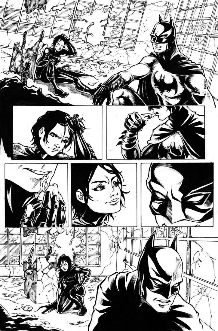 Batgirl 2 by xDeviNx