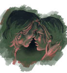 Rose and Dimitri 02 by xDeviNx