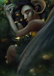 Linger by Tera-Rose