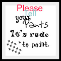 Rude To Point by TheOfficialEmeraldee