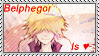 Stamp Belphegor by Tikal-chan