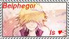 Stamp Belphegor by Tikal-chan