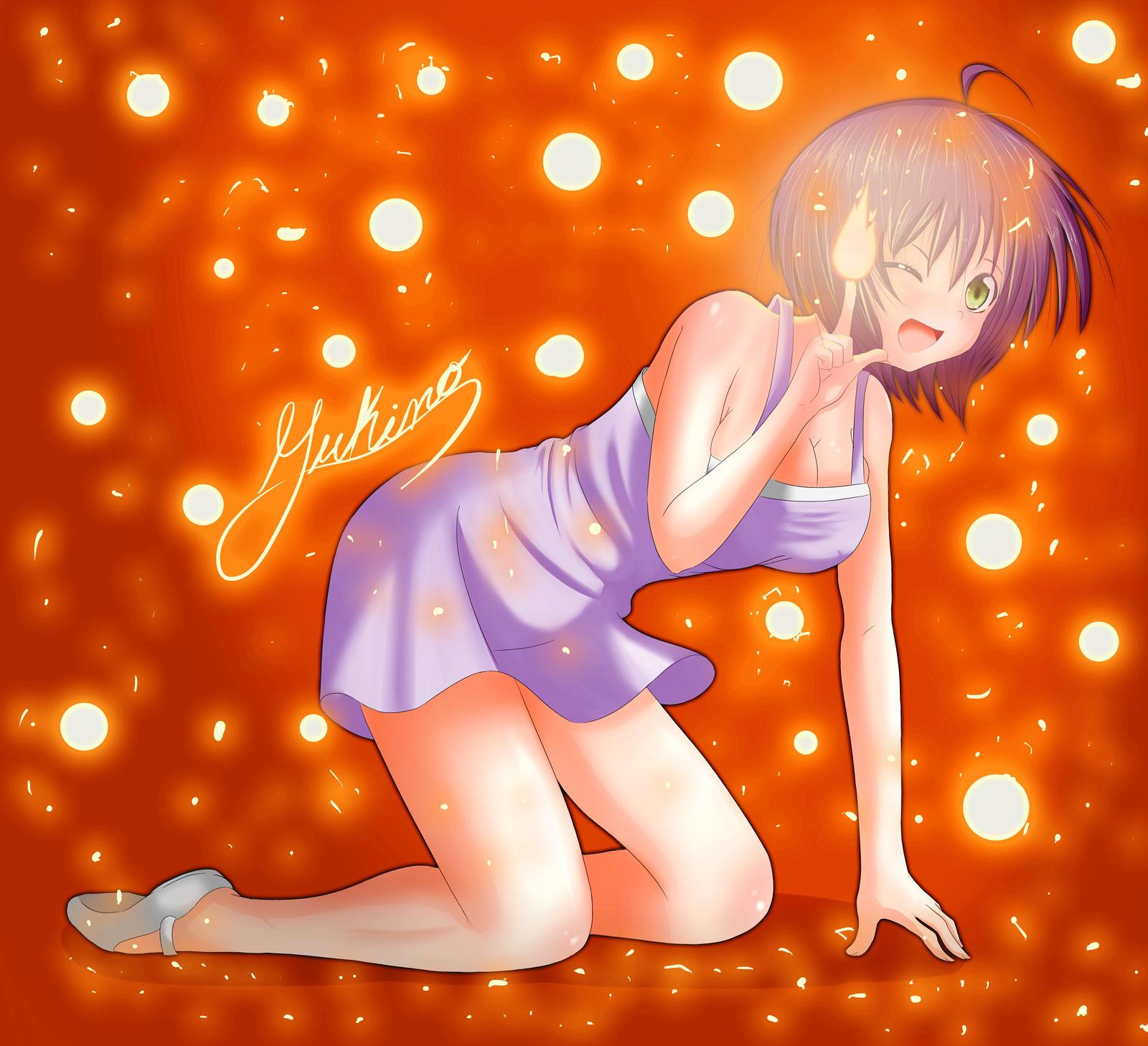 Yukino by Mastordeo