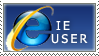 IE User by withonewing