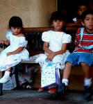 Procession children