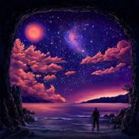 Nocturno e Infinito 2 by Laura-Cadei