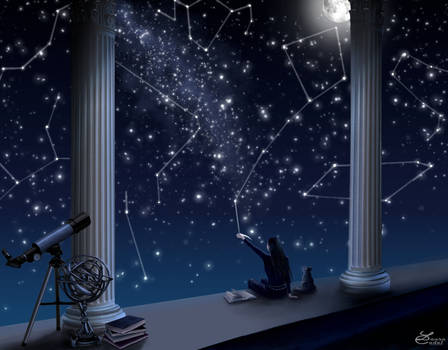 Constellations by Laura-Cadei