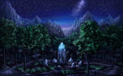 The Druid's Stone