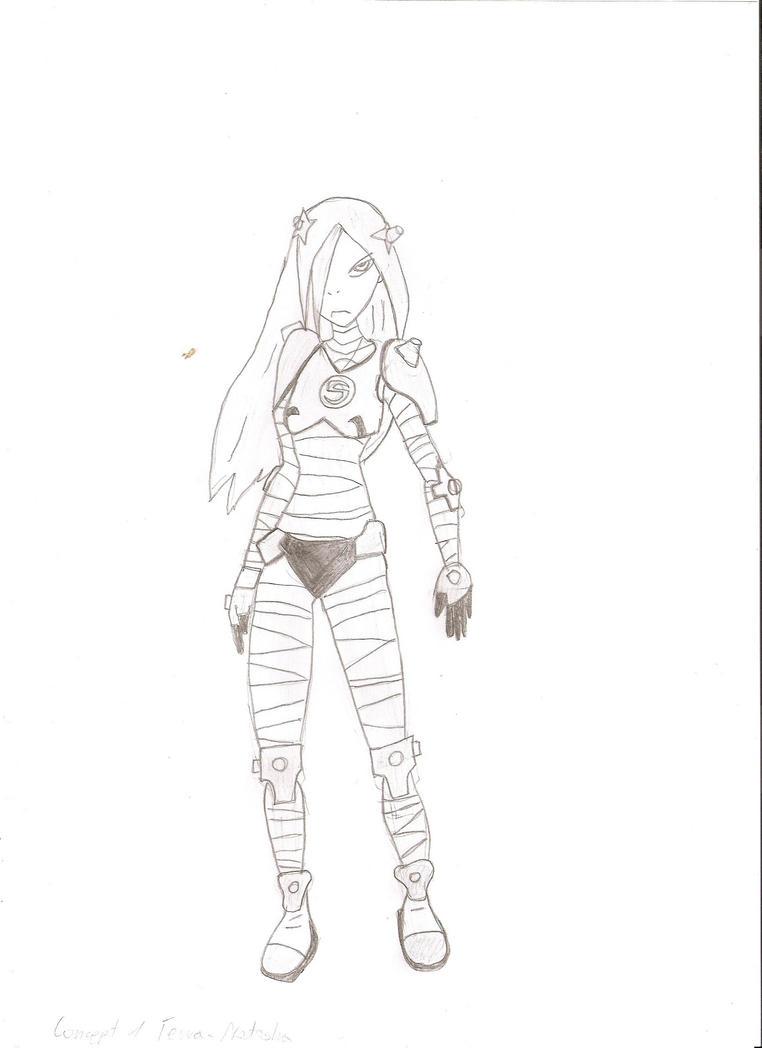 tara and tiree coloring pages - photo#26
