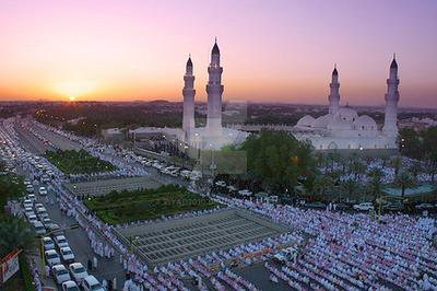 Eid prayer by ziyad2010