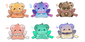 Cute hamster adopts| OPEN 3/6