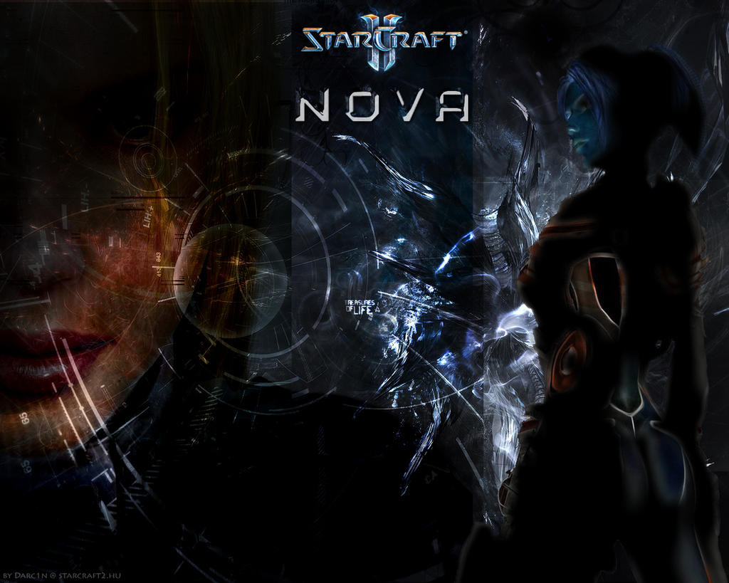 Starcraft 2 nova by darc1n on deviantart - Starcraft 2 wallpaper art ...