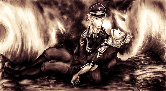 Prussia and Germany AU