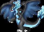 Charizard X - Mega Evolution
