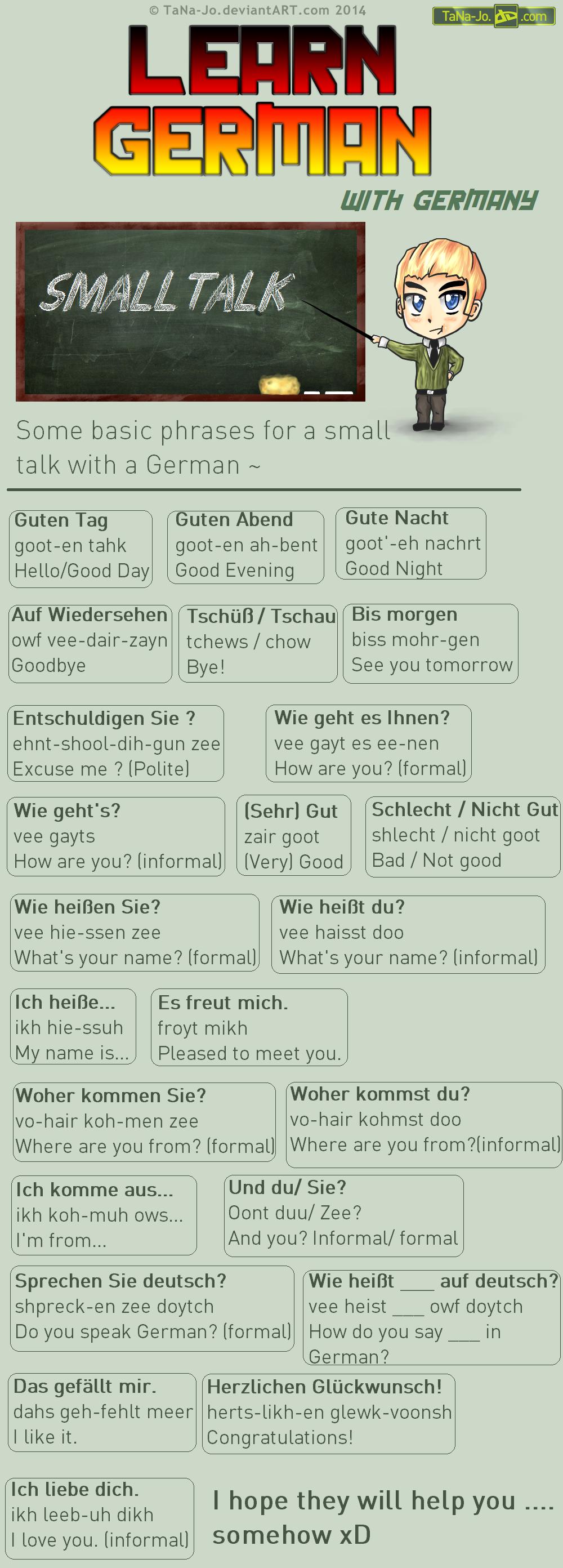Learn German Online for Free at deutsch-lernen.com