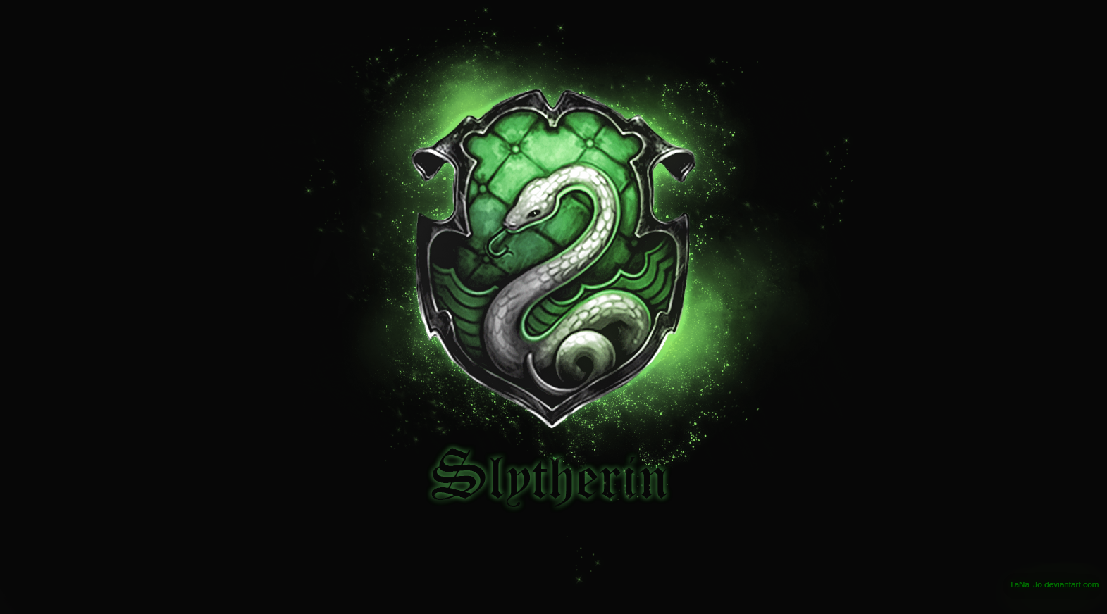 Most Inspiring Wallpaper Harry Potter Full Hd - slytherin_wallpaper_hd_by_tana_jo-d7kayku  Collection_266869.png