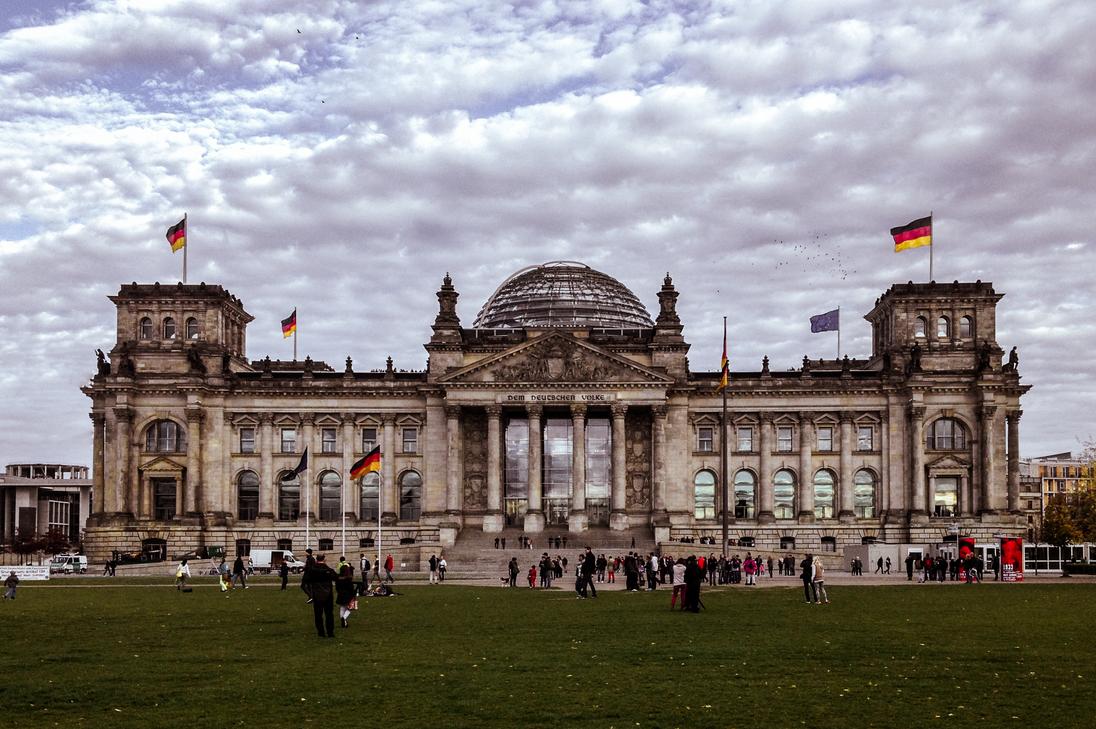 Reichstag, Berlin, Germany by TaNa-Jo
