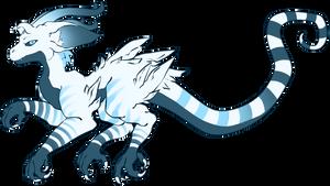 CLOSED Ice Splinter Character Dragon Adoptable