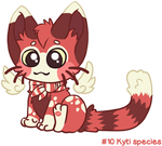 CLOSED Baby Kyti Red Auction #10