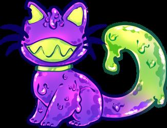Toxic - Jellocat Mascot by TaNa-Jo