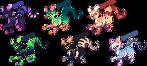 CLOSED Gecko Jellocat Batch
