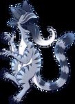 CLOSED Snow Leopard Jellocat