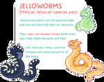 Jelloworms - Jellopets by TaNa-Jo