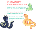 Jelloworms - Jellopets