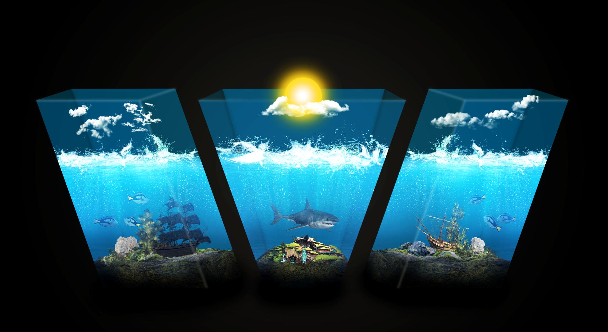 Aquarium by Bawzon