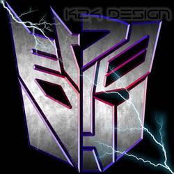 Transformers Split Logo