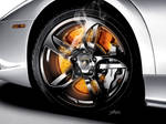 Lamboghini Glowing Disc brakes