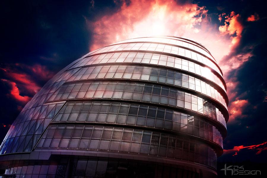 City Hall, London by haz999