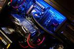 Aerocool DS200 Custom PC Build + Changing LEDs