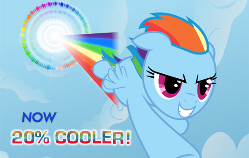 20% Cooler... by chasseur9