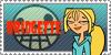 Total Drama Stamp: Bridgette by GolnazElectric