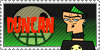 Total Drama Stamp: Duncan by GolnazElectric