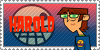 Total Drama Stamp: Harold by GolnazElectric