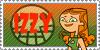 Total Drama Stamp: Izzy by GolnazElectric