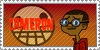 Total Drama Stamp: Cameron by GolnazElectric
