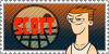 Total Drama Stamp: Scott by GolnazElectric