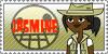 Total Drama Stamp: Jasmine by GolnazElectric